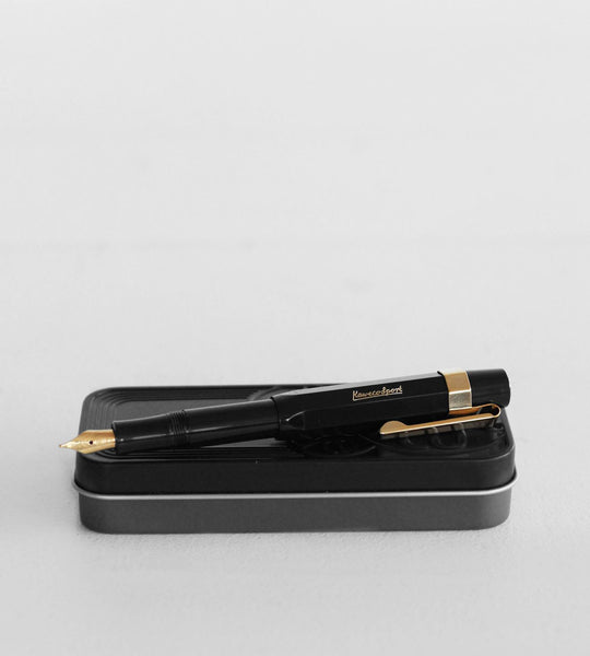 Kaweco | Classic Fountain Pen | Medium | Black