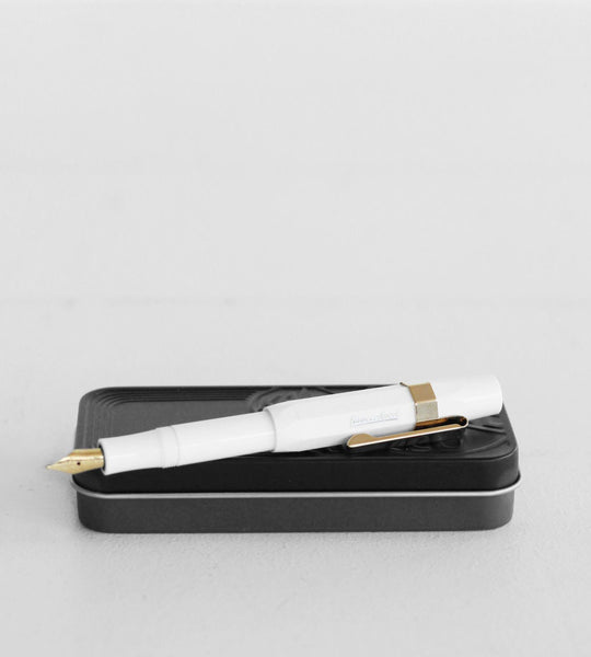 Kaweco | Classic Fountain Pen | Medium | White