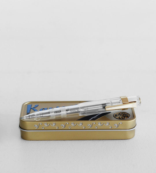 Kaweco | Classic Rollerball Pen | Transparent