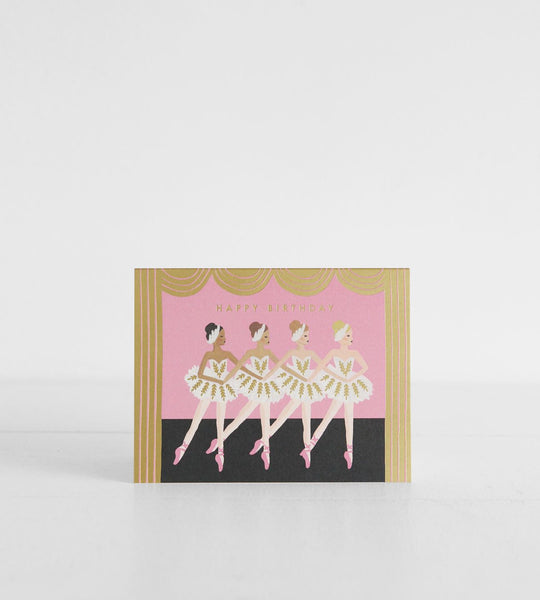 Rifle Paper Co. |  Birthday Ballet Card