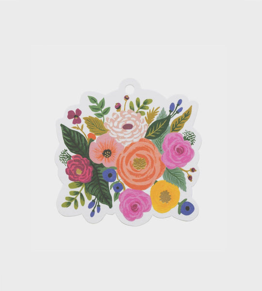 Rifle Paper Co. | Die Cut Gift Tags | Juliet Rose