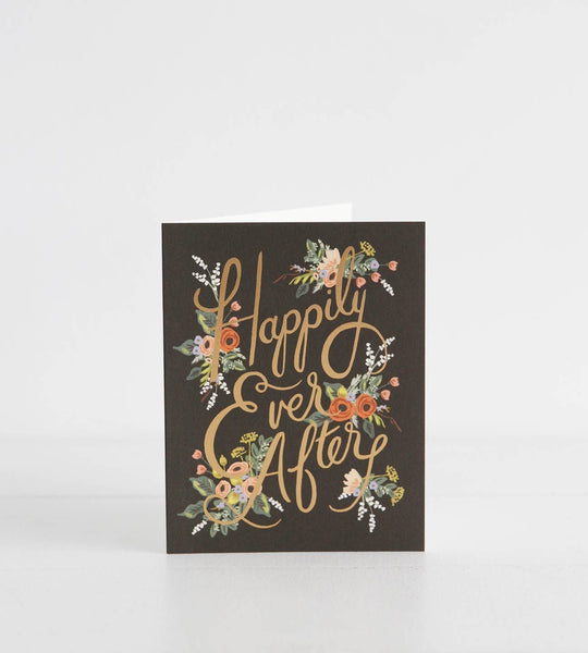 Rifle Paper Co. | Eternal Happily Ever After Card