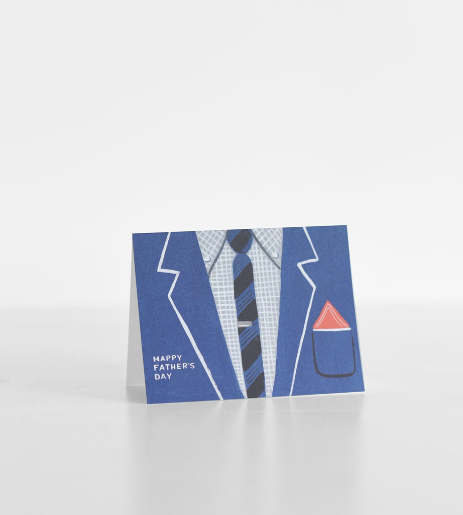 Rifle Paper Co. | Father's Day Blue Suit Card