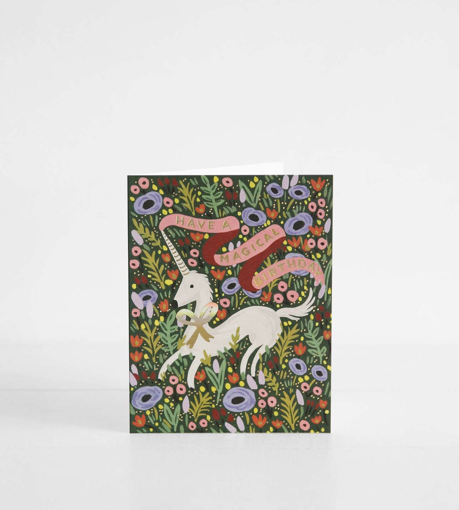 Rifle Paper Co. |  Magical Birthday Card