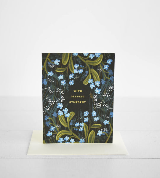 Rifle Paper Co. | Sympathy Bouquet Card