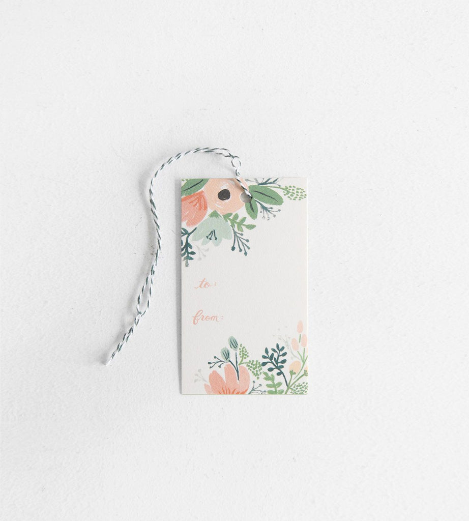 Rifle Paper Co. Gift Tag Wildflower