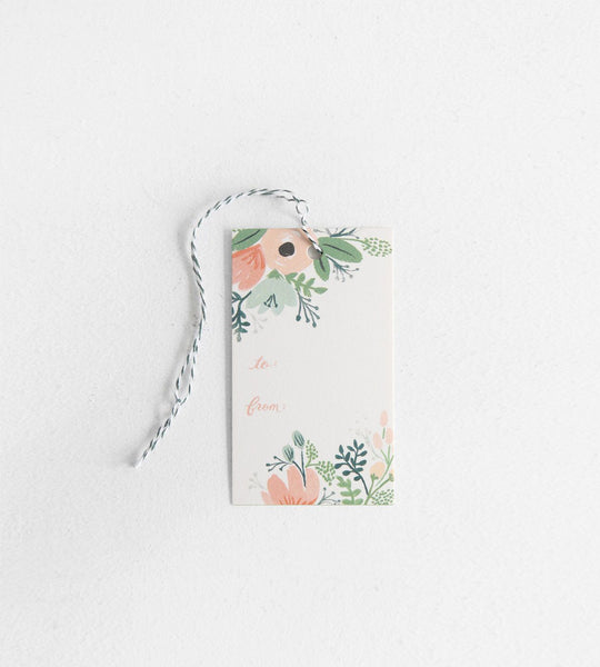Rifle Paper | Gift Tag | Wildflower