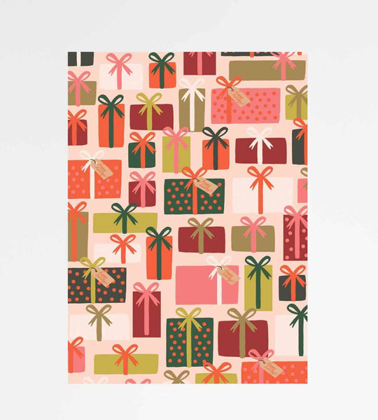 Rifle Paper Co. | Wrapping Sheet | Presents