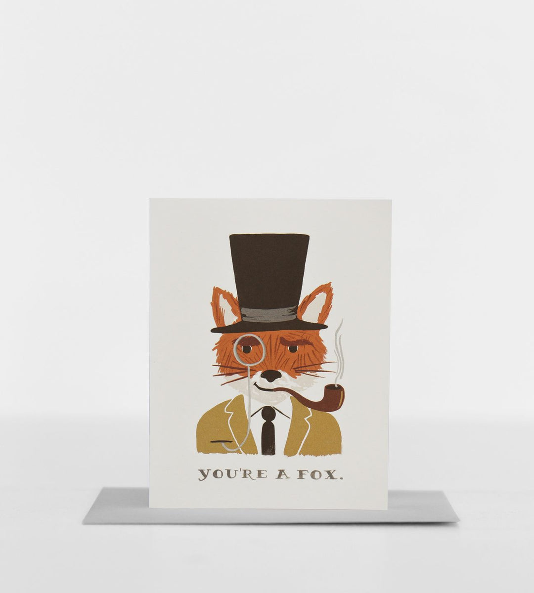 Rifle Paper Co. | You're A Fox Card