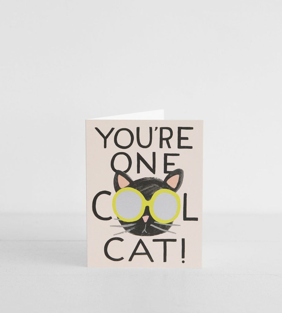 Rifle Paper Co. |  Cool Cat Card