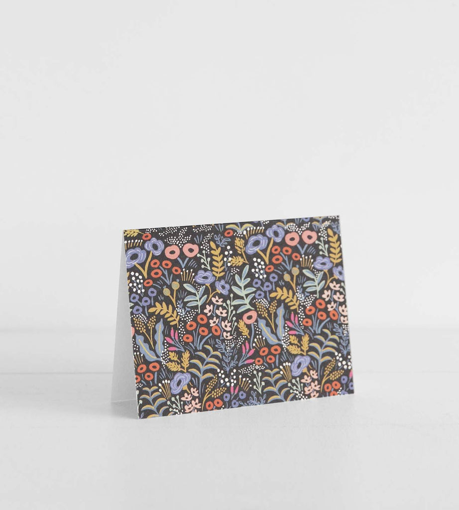 Rifle Paper Co. | Tapestry Black Card