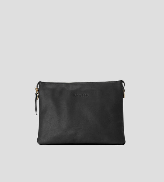 Harry & Co. | Everywhere Bag | Black | Chain Strap