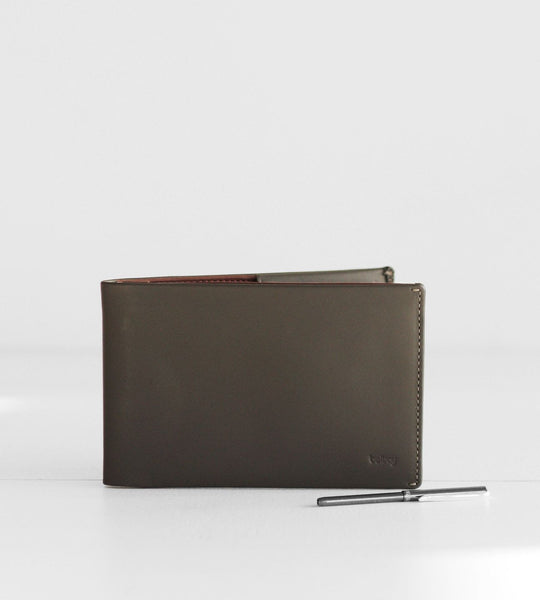 Bellroy | Travel Wallet | Charcoal