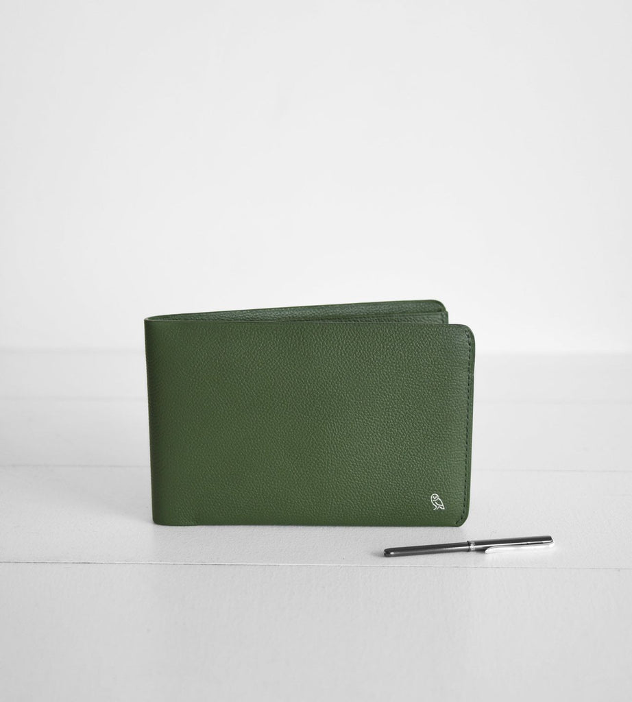 Bellroy | Travel Wallet | Designers Edition | Forest