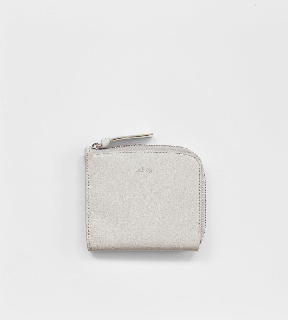 Bellroy | Women's Pocket Mini Wallet | Alabaster