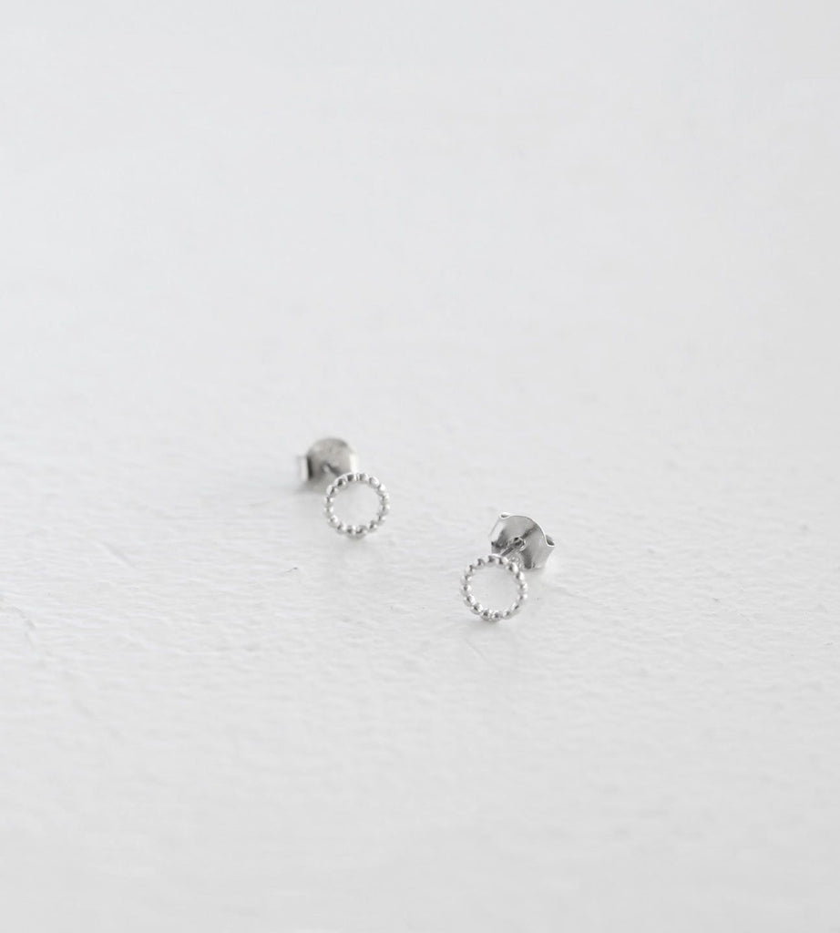 Sophie | Dotty Oh Earrings | Silver