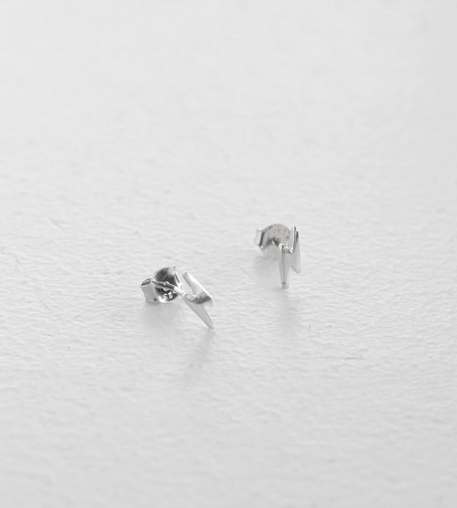 Sophie | Flashy Earrings | Silver