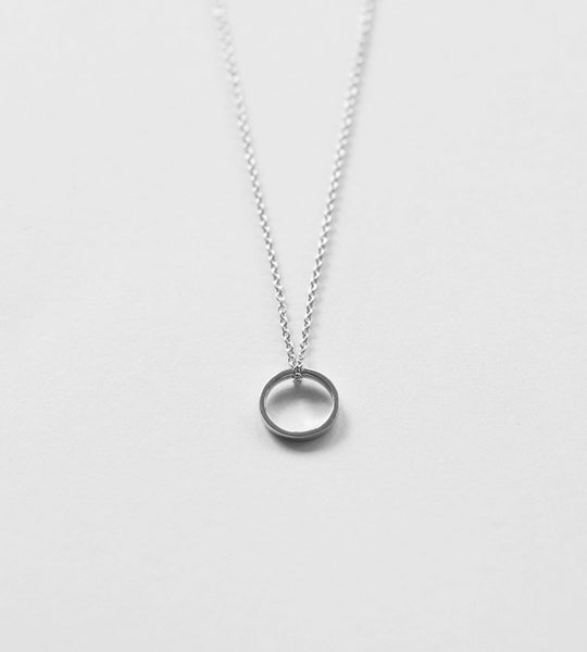 Sophie | Oh My Necklace | Silver