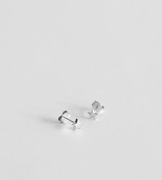 Sophie | Twinkle Earrings | Silver