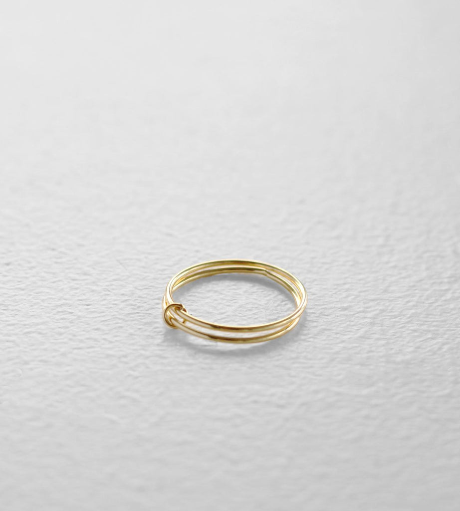 Sophie | Us Two Ring | Gold