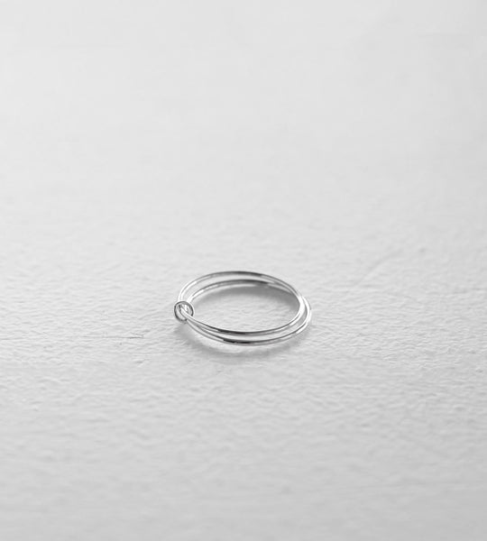 Sophie | Us Two Ring | Silver