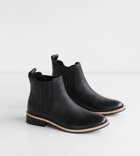 La Tribe | Pixie Boot | Black