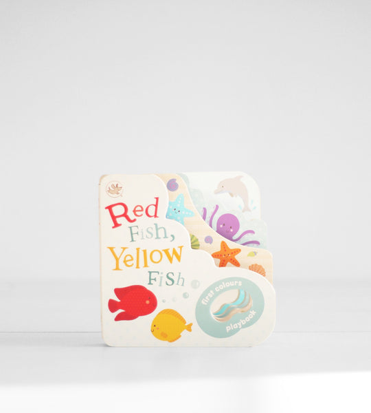 Red Fish, Yellow Fish | Board Book