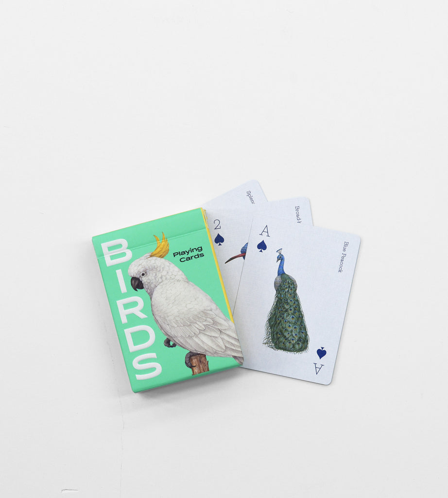 Birds | Playing Cards