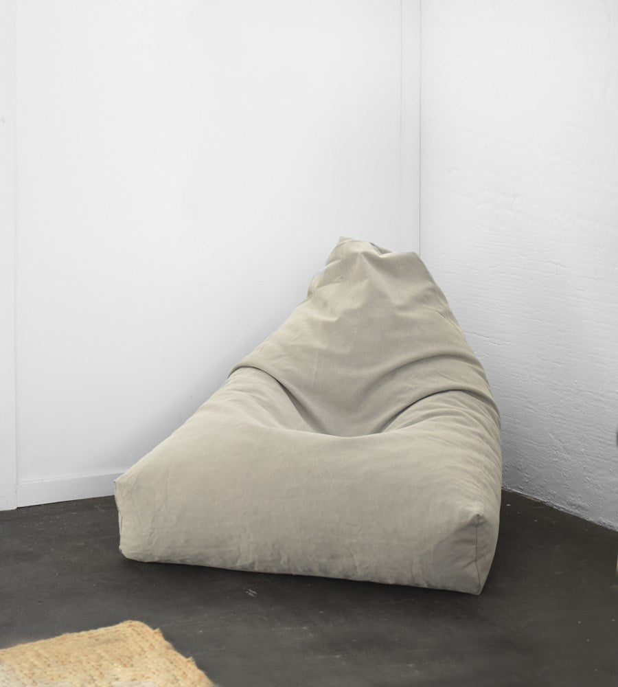 Chief Bean Bag | Beige
