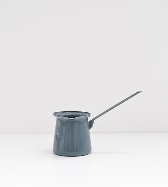 Grey Enamel | Butter Melter