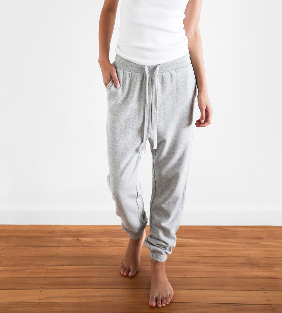 Father Rabbit | Classic Trackpants | Grey Marle