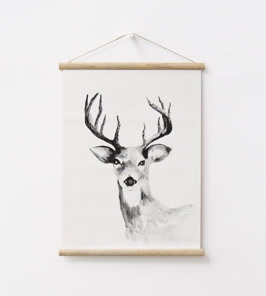 Father Rabbit | Deer Wall Chart
