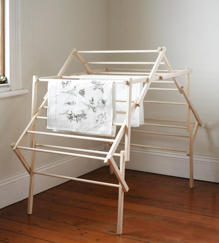 Father Rabbit | Nostalgic Clothes Drying Rack
