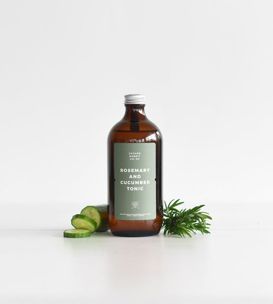 FR x Six Barrel Soda Co. Rosemary & Cucumber Tonic Syrup