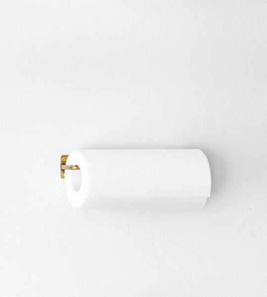 Fog Linen | Brass | Paper Holder