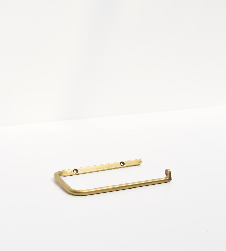 Fog Linen | Toilet Roll Holder | Brass