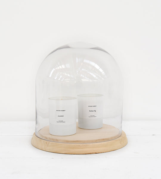 Gabriel Glass Display Dome