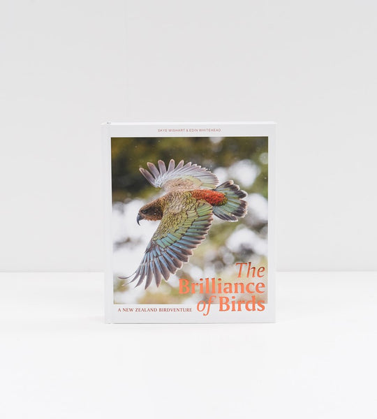 The Brilliance of Birds Skye Wishart and Edin Whitehead