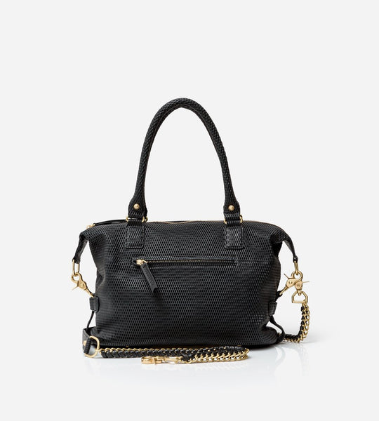 Harry & Co. | Mini Jackie Bag | Black Diamond