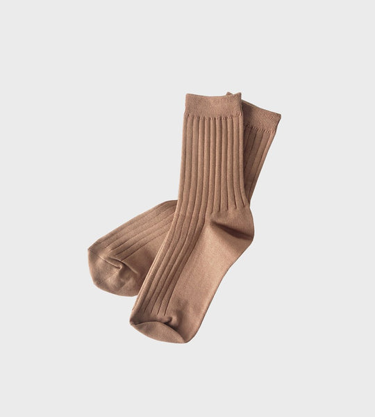 Le Bon Shoppe | Her Socks Cotton | Peanut Butter