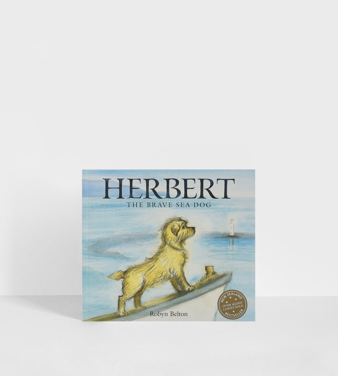 Herbert: The Brave Sea Dog | by Robyn Belton
