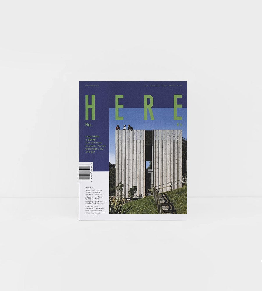 Here Magazine | No. 5