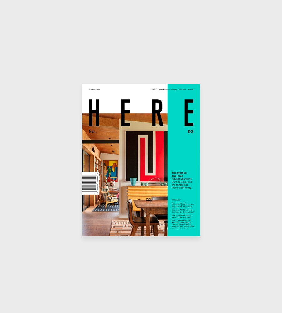 Here Magazine | No. 3