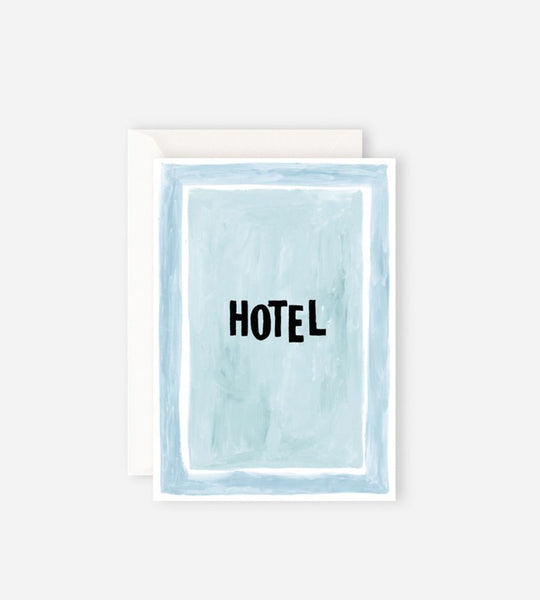 Hotel Magique | Hotel Card