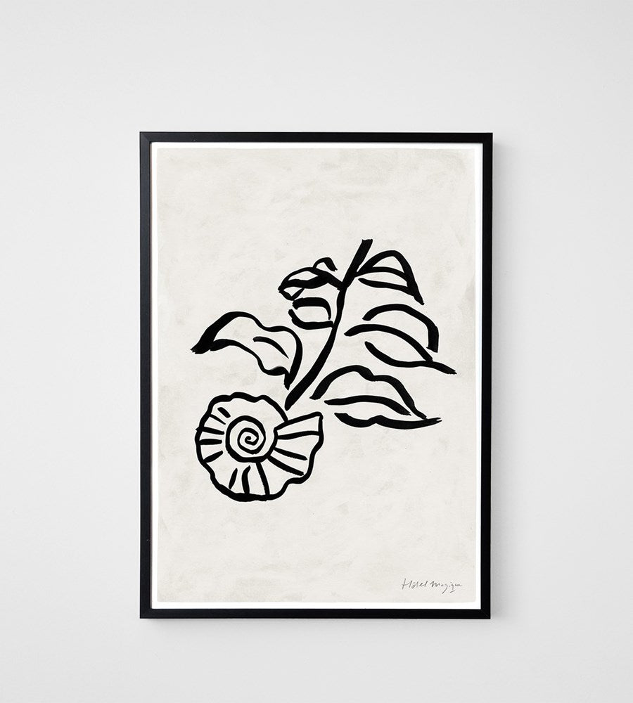Hotel Magique | When a Shell was a Flower Framed Print | A3