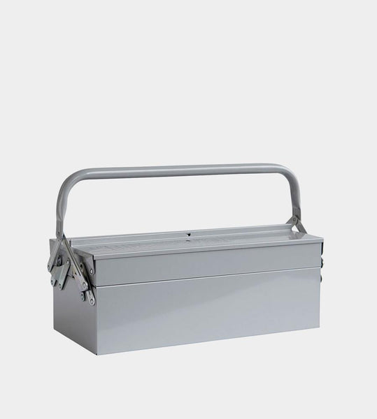 House Doctor | Steel Toolbox | Grey