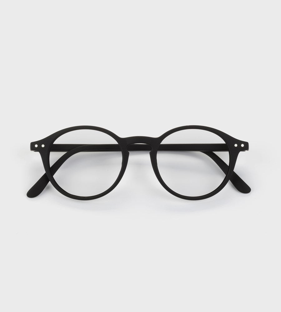 Izipizi Reading Glasses | # D | Black