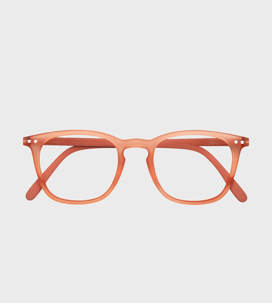 Izipizi Reading Glasses | #E Cool Heat | Warm Orange