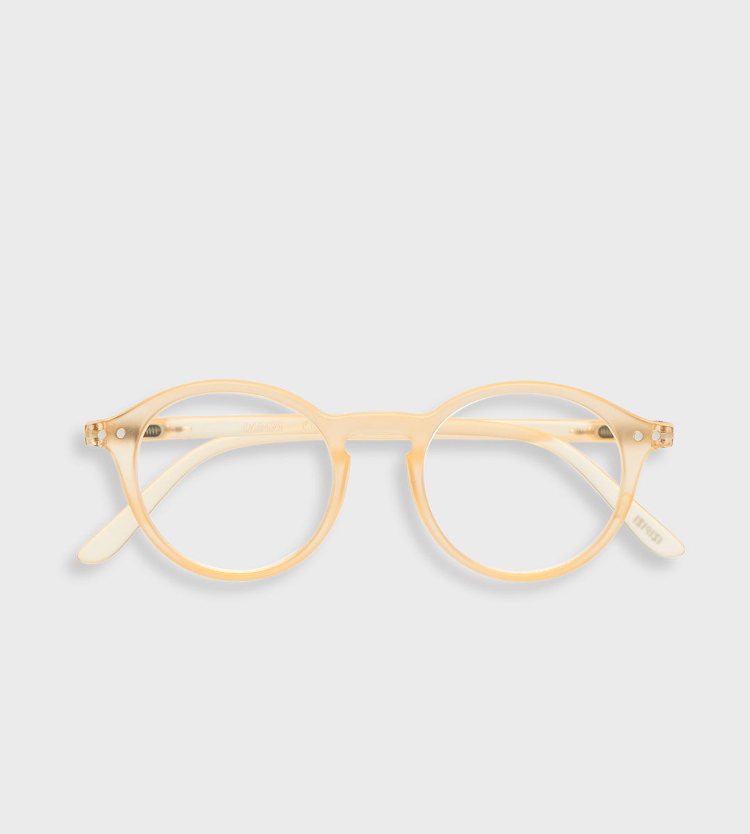 Izipizi Reading Glasses | Glazed Ice # D | Fool's Gold