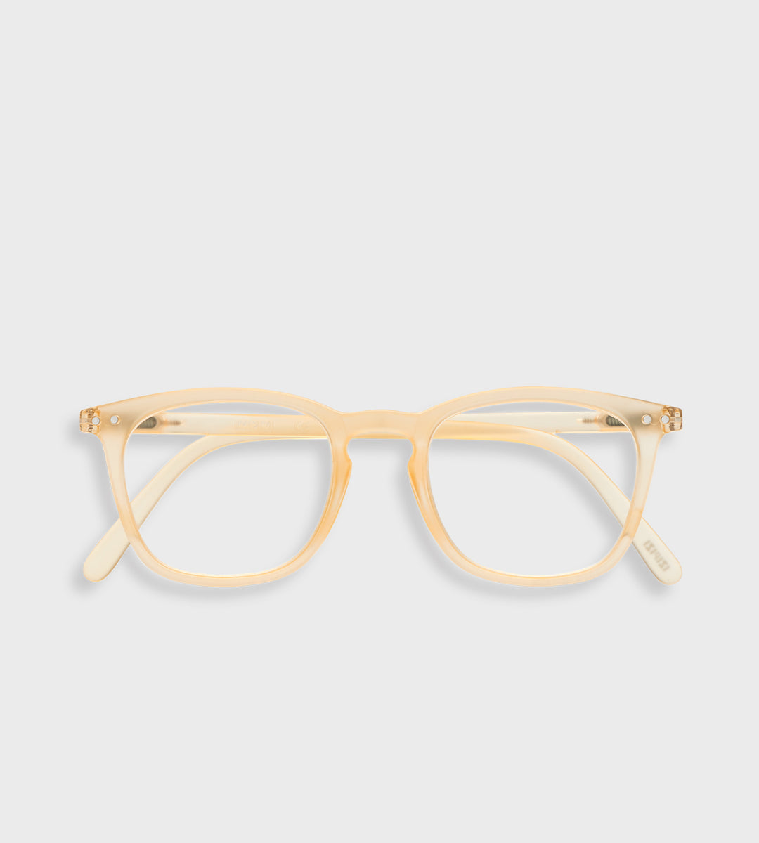 Izipizi Reading Glasses | Glazed Ice # E | Fool's Gold